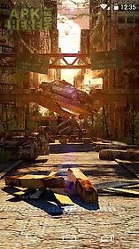 apocalypse 3d lwp live wallpaper