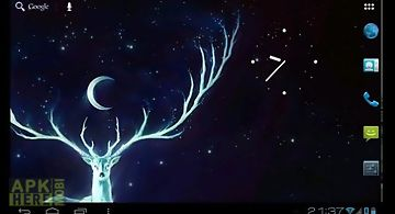 Night bringer Live Wallpaper