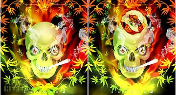Skull smoke weed parallax lwp Li..