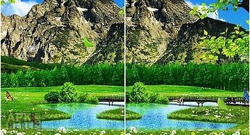 Summer landscape Live Wallpaper