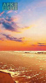 sunrise landscape live wallpaper