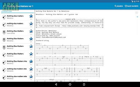 Achording Guitar Tabs Chords For Android Free Download At Apk Here