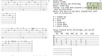 Achording guitar tabs & chords