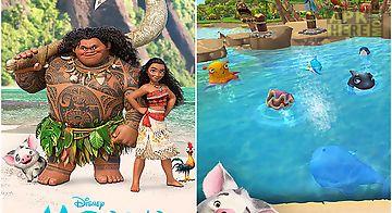 Disney. moana: island life