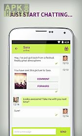 Qeep - chat, flirt, friends for Android free download at Apk