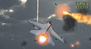 Air war 3d: invasion