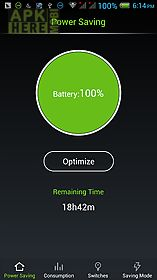 live battery saver