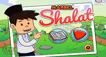 Marbel belajar shalat - muslim