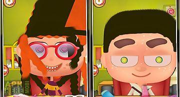 Candy hair salon - kids game