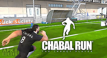 Chabal run: the impact player