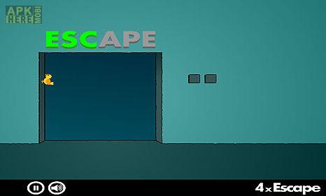 open the door for escape