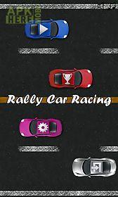 rally car racing deluxe