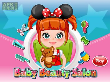 baby beauty hair salon for android free download at apk here store