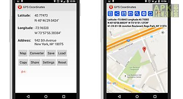 how to search on google maps using coordinates