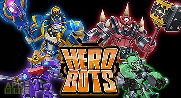 Herobots: build to battle