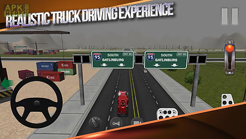 legend truck simulator 3d