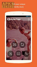 Myheritage - family tree for Android free download at Apk