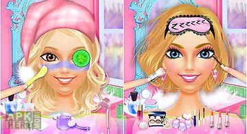 Slumber party - girls salon
