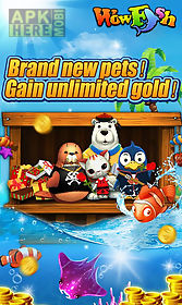wow fish - free game