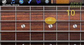 Bass guitar tutor free