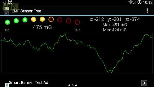 emf sensor free
