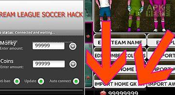 Hack for league soccer prank