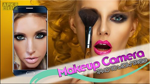 Makeup camera – photo editor for Android free download at Apk Here