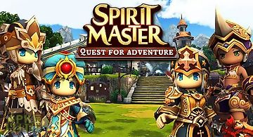 Spirit master: quest for adventu..