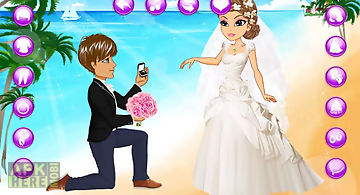 Dress up game wedding day