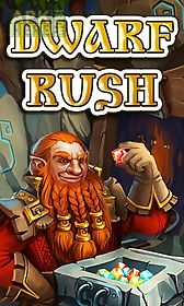 dwarf rush: match3