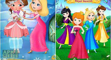 Fairytale fiasco- royal rescue