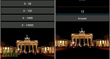 German numbers trainer free