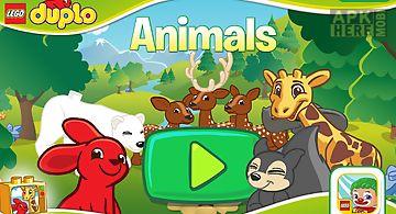 Lego® duplo® animals