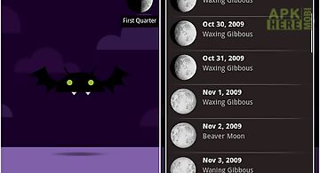 Moonphase widget