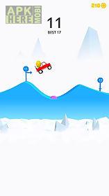 risky road by ketchapp