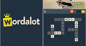 Wordalot: picture crossword