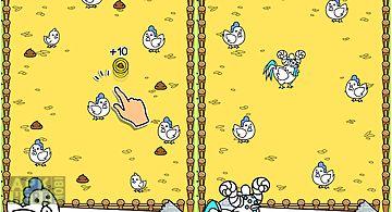 Chicken evolution - 🐓 clicker