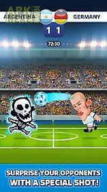 head soccer - world football