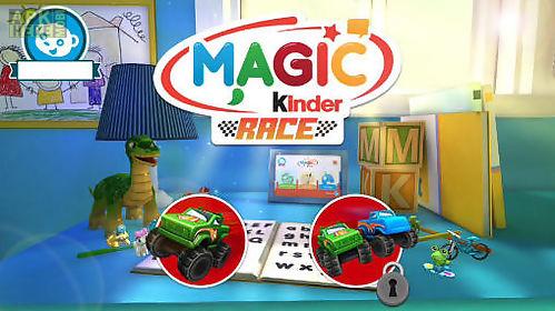 magic kinder: race