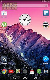 pad clock