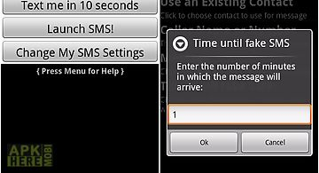 Sms faker™ for android 2.0+