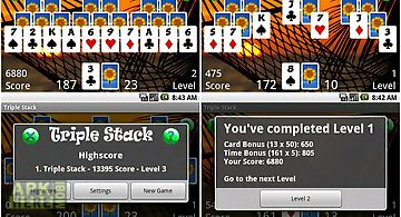 Triple stack hd (pyramids)
