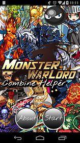 combine helper monster warlord
