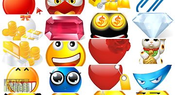Emoticons clipart