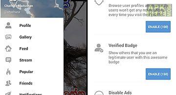App eka social network