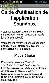 borat soundbox