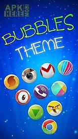 bubbles - icon pack