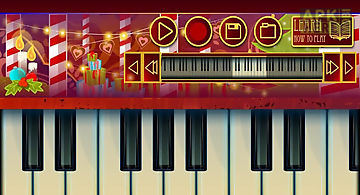 Christmas carols piano