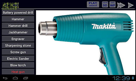 electric tool sounds