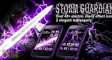 Storm guardian go theme